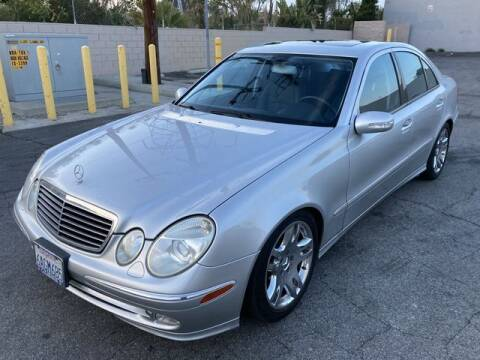 2004 Mercedes-Benz E-Class for sale at Hunter's Auto Inc in North Hollywood CA