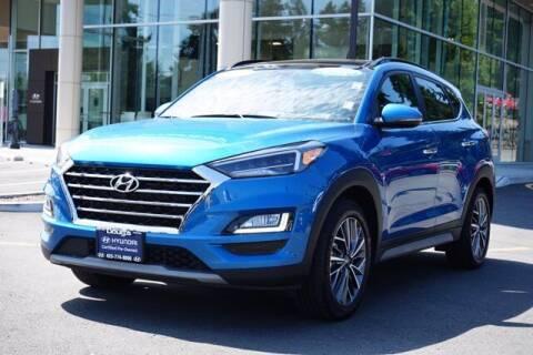 2019 Hyundai Tucson for sale at Jeremy Sells Hyundai in Edmonds WA