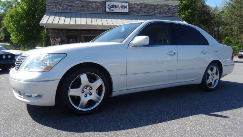 2006 Lexus LS 430 for sale at Driven Pre-Owned in Lenoir NC