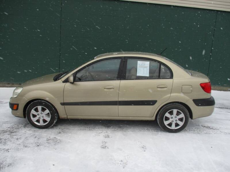 2009 Kia Rio for sale at Sally & Assoc. Auto Sales Inc. in Alliance OH