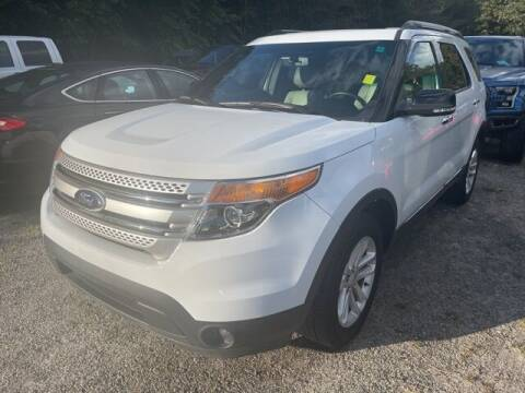 2015 Ford Explorer for sale at BILLY HOWELL FORD LINCOLN in Cumming GA