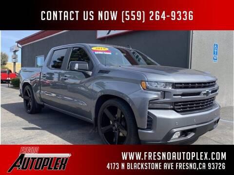2019 Chevrolet Silverado 1500 for sale at Fresno Autoplex in Fresno CA