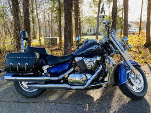 2001 Suzuki Intruder VL1500 LC for sale at Street Track n Trail in Conneaut Lake PA