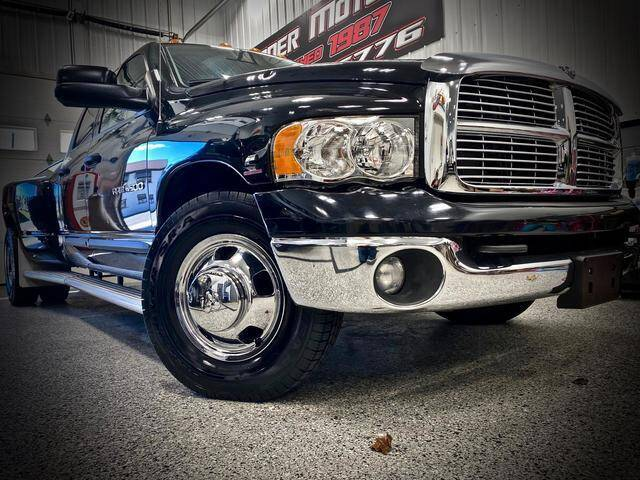 2003 Dodge Ram Pickup 3500 for sale at Carder Motors Inc in Bridgeport WV