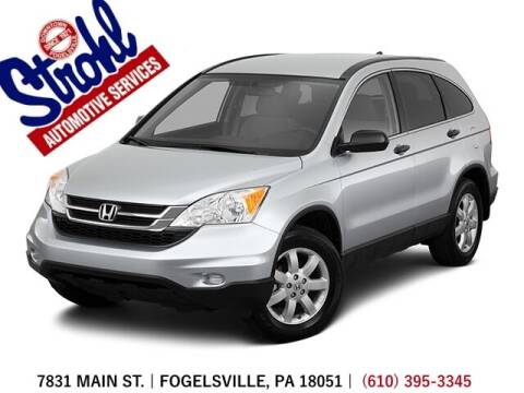 2011 Honda CR-V for sale at Strohl Automotive Services in Fogelsville PA