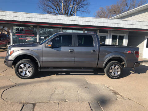 2011 Ford F-150 for sale at Midtown Motors in North Platte NE