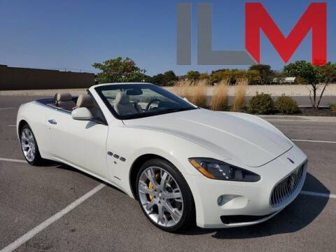 2014 Maserati GranTurismo for sale at INDY LUXURY MOTORSPORTS in Fishers IN