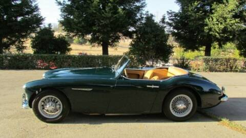 1962 Austin-Healey 3000 MKII for sale at Classic Car Deals in Cadillac MI