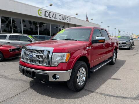 2011 Ford F-150 for sale at Ideal Cars Atlas in Mesa AZ