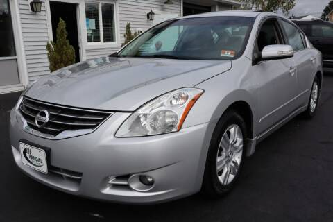 2011 Nissan Altima for sale at Randal Auto Sales in Eastampton NJ