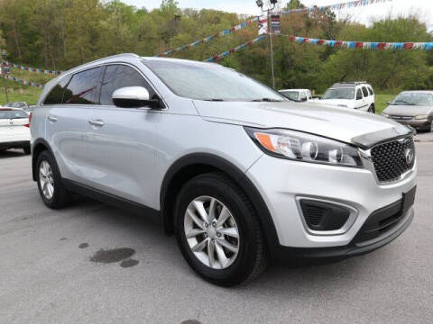 2015 Kia Sorento for sale at Viles Automotive in Knoxville TN