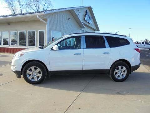 2011 Chevrolet Traverse for sale at Milaca Motors in Milaca MN