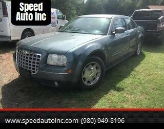 2005 Chrysler 300 for sale at Speed Auto Inc in Charlotte NC