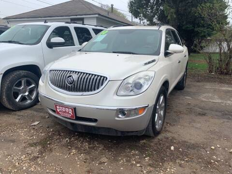 2010 Buick Enclave for sale at Buena Vista Auto Sales in Storm Lake IA