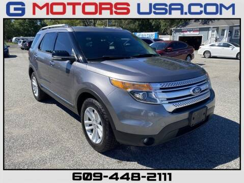 2013 Ford Explorer for sale at G Motors in Monroe NJ