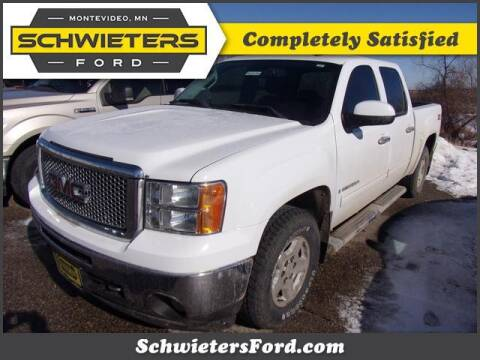 2009 GMC Sierra 1500 for sale at Schwieters Ford of Montevideo in Montevideo MN