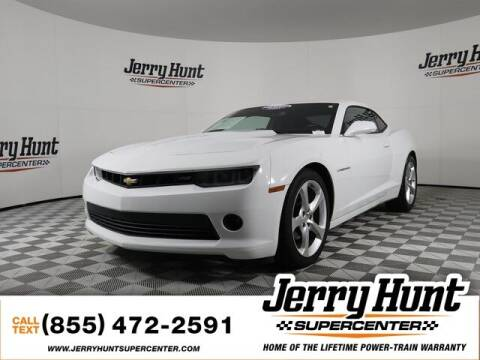 2015 Chevrolet Camaro for sale at Jerry Hunt Supercenter in Lexington NC
