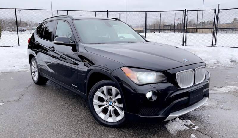 2013 BMW X1 for sale at Maxima Auto Sales in Malden MA
