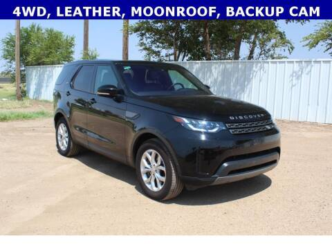 2019 Land Rover Discovery for sale at STANLEY FORD ANDREWS in Andrews TX
