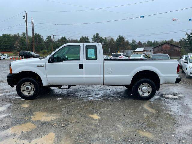 2007 Ford F-250 Super Duty for sale at Upstate Auto Sales Inc. in Pittstown NY