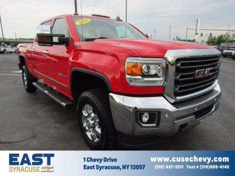 2018 GMC Sierra 2500HD for sale at East Syracuse Performance Sales & Service in Syracuse NY