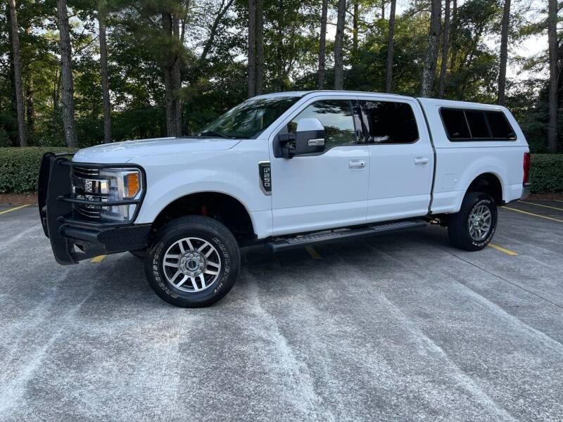 2017 Ford F-250 Super Duty for sale at Selective Imports in Woodstock GA