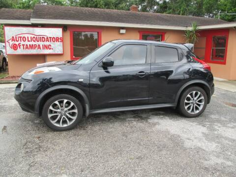 2011 Nissan JUKE for sale at Auto Liquidators of Tampa in Tampa FL