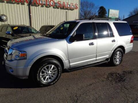 2011 Ford Expedition for sale at De Anda Auto Sales in Storm Lake IA