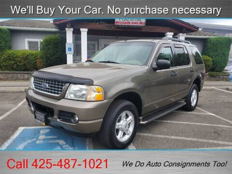 2005 Ford Explorer for sale at Platinum Autos in Woodinville WA