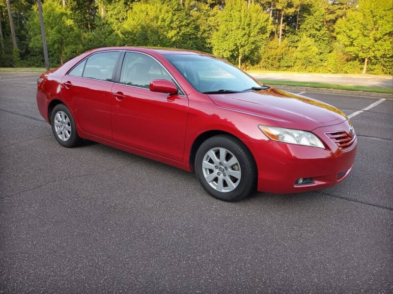 2008 Toyota Camry for sale at Don Roberts Auto Sales in Lawrenceville GA