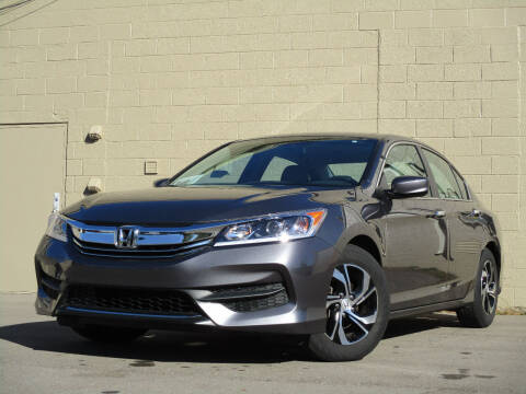 2017 Honda Accord for sale at Autohaus in Royal Oak MI