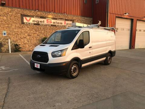 2015 Ford Transit Cargo for sale at Vogel Sales Inc in Commerce City CO