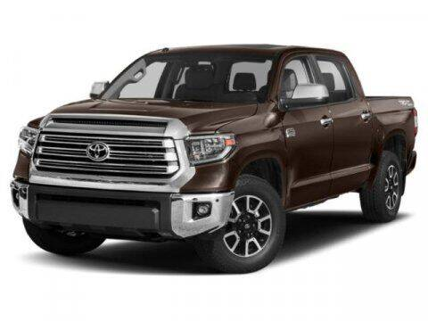 2019 Toyota Tundra for sale at NICKS AUTO SALES --- POWERED BY GENE'S CHRYSLER in Fairbanks AK