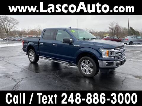 2018 Ford F-150 for sale at Lasco of Waterford in Waterford MI