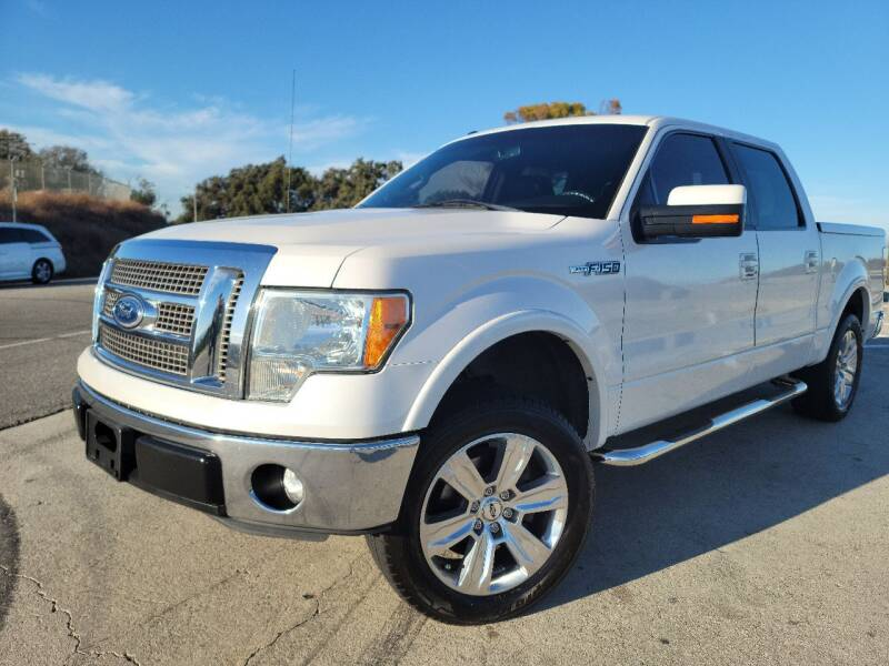 2012 Ford F-150 for sale at L.A. Vice Motors in San Pedro CA