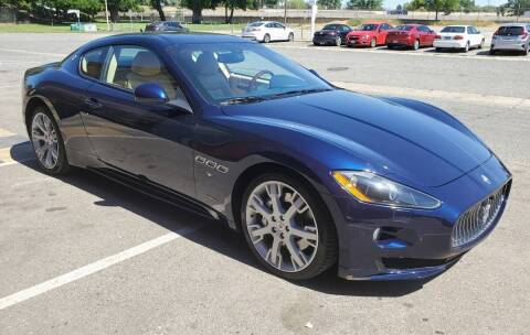2012 Maserati GranTurismo for sale at California Automobile Museum in Sacramento CA