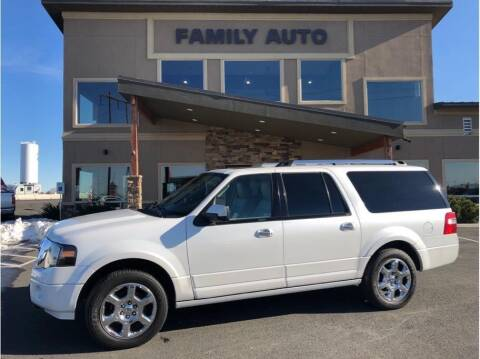 2014 Ford Expedition EL for sale at Moses Lake Family Auto Center in Moses Lake WA