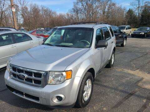 2010 Ford Escape for sale at All State Auto Sales, INC in Kentwood MI