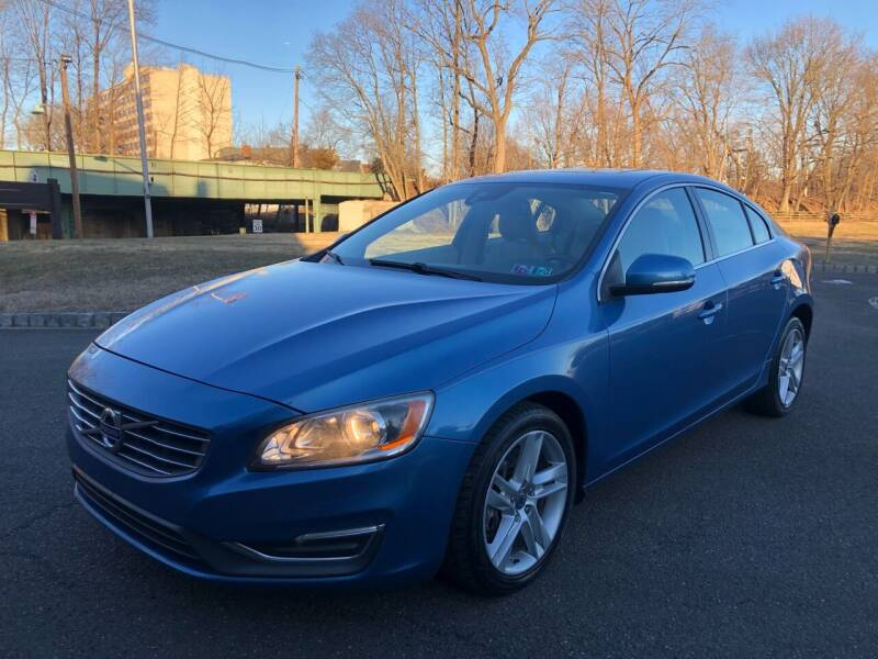 2014 Volvo S60 for sale at Mula Auto Group in Somerville NJ
