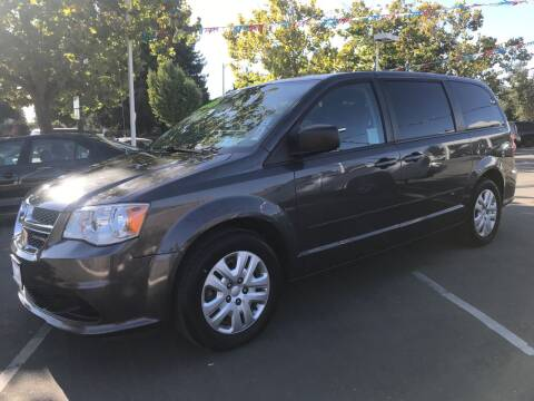 2016 Dodge Grand Caravan for sale at Autos Wholesale in Hayward CA