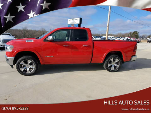 2020 RAM Ram Pickup 1500 for sale at Hills Auto Sales in Salem AR