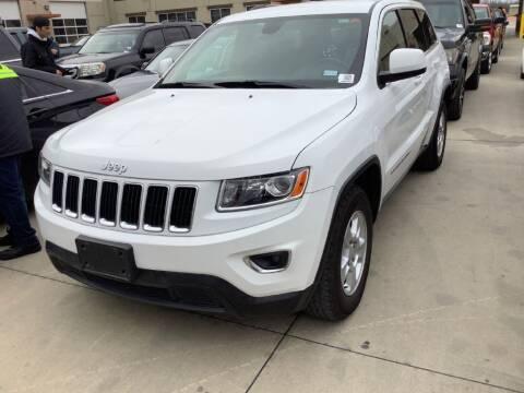 2014 Jeep Grand Cherokee for sale at HERMANOS SANCHEZ AUTO SALES LLC in Dallas TX