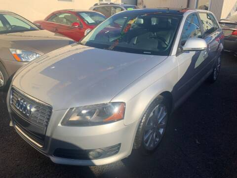 2009 Audi A3 for sale at Park Avenue Auto Lot Inc in Linden NJ