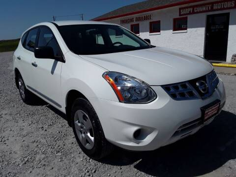 2013 Nissan Rogue for sale at Sarpy County Motors in Springfield NE