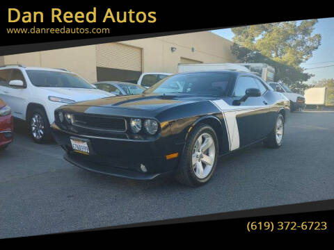 2013 Dodge Challenger for sale at Dan Reed Autos in Escondido CA