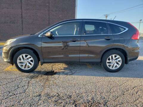 2015 Honda CR-V for sale at Savannah Motors in Cahokia IL