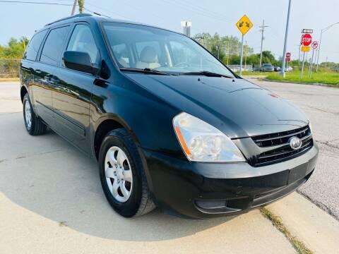 2010 Kia Sedona for sale at Xtreme Auto Mart LLC in Kansas City MO