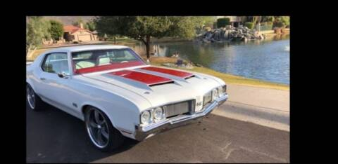 1970 Oldsmobile 442 for sale at Fast Trac Auto Sales in Phoenix AZ
