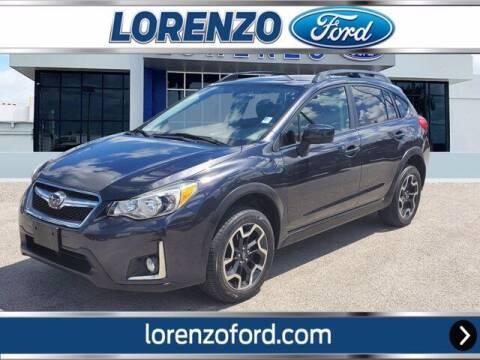 2017 Subaru Crosstrek for sale at Lorenzo Ford in Homestead FL