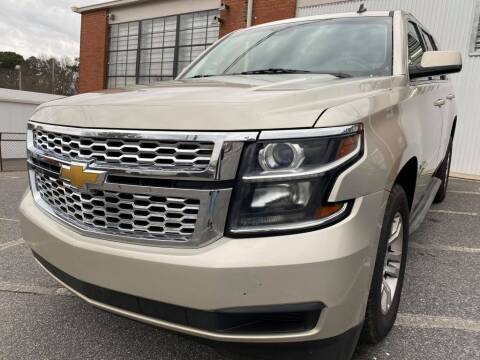 2015 Chevrolet Tahoe for sale at Atlanta's Best Auto Brokers in Marietta GA